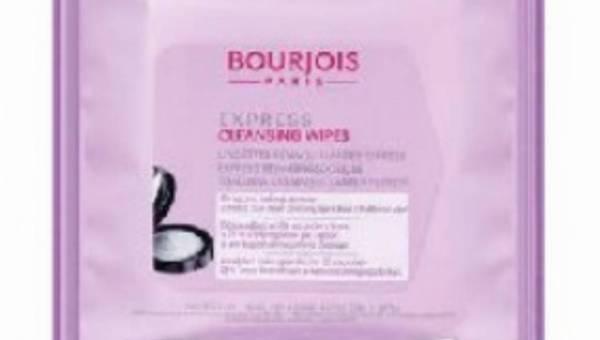Chusteczki do ekspresowego demakijażu – Bourjois