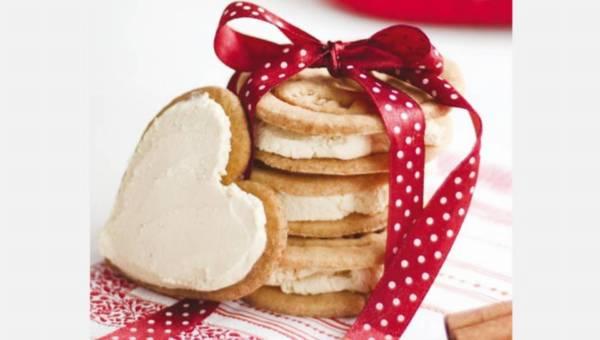 Przepis na Łatwe cynamonowe ciastka z Almette Fruit