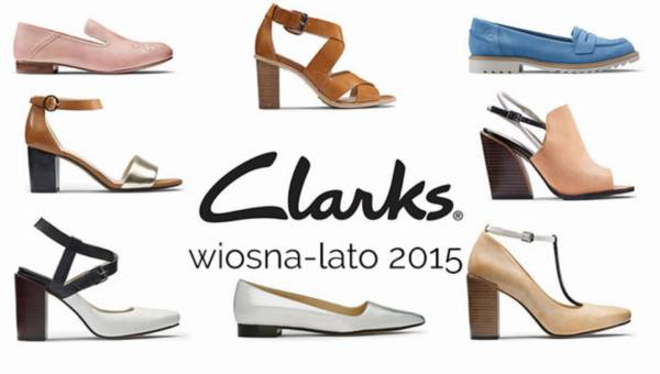 Life styled by CLARKS wiosna-lato 2015