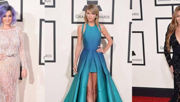 Kreacje z Grammy Awards 2015