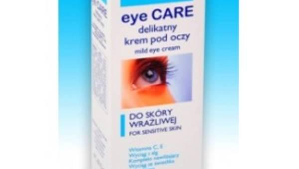Flos-Lek – Eye Care Delikatny krem pod oczy