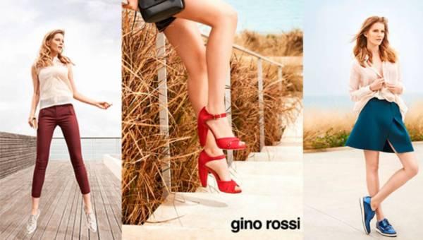 Kolekcja Gino Rossi wiosna-lato 2015