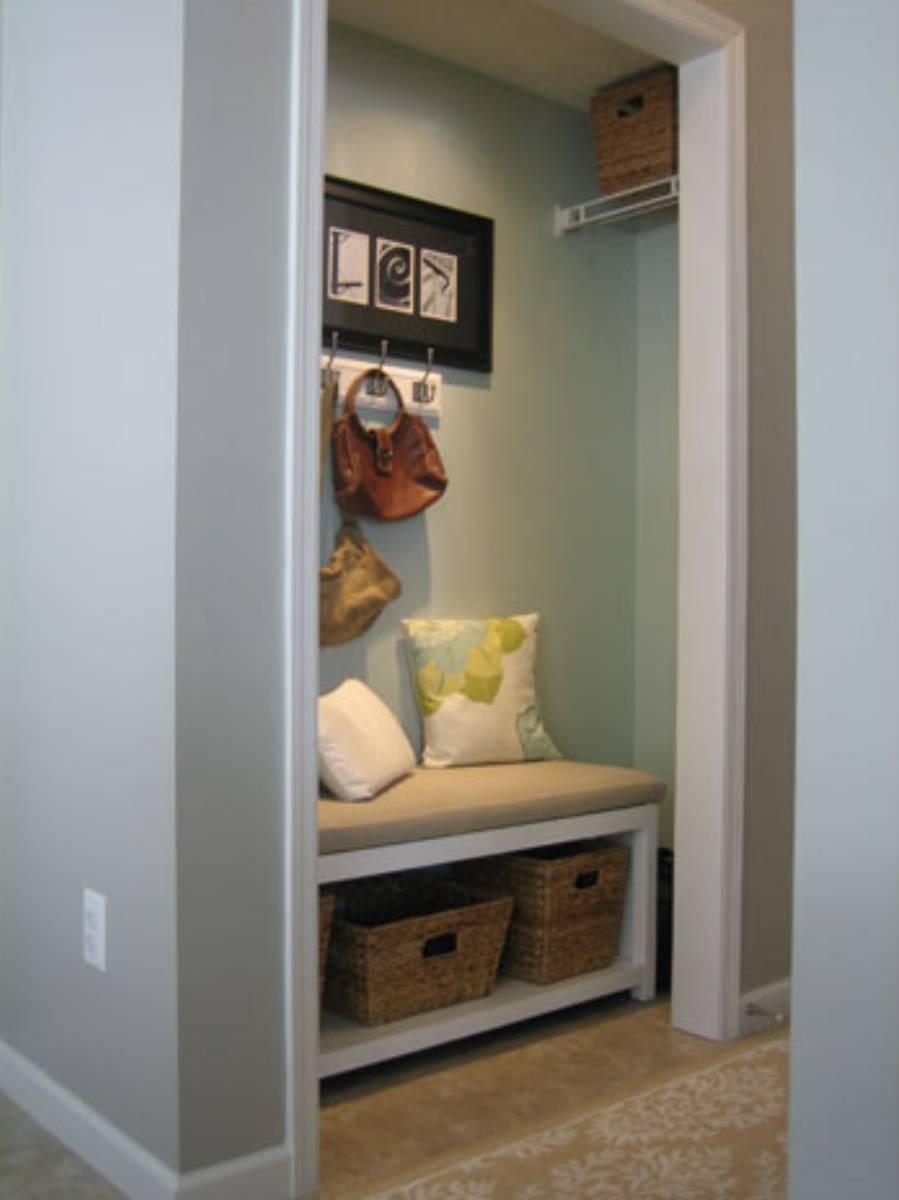 INSPIRACJE: Jak wykorzystać stare szafy i wnęki ...