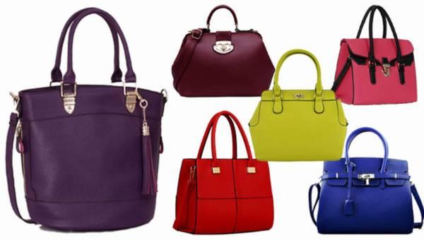 Shoppingowy przegląd – Kolorowe torebki do pracy