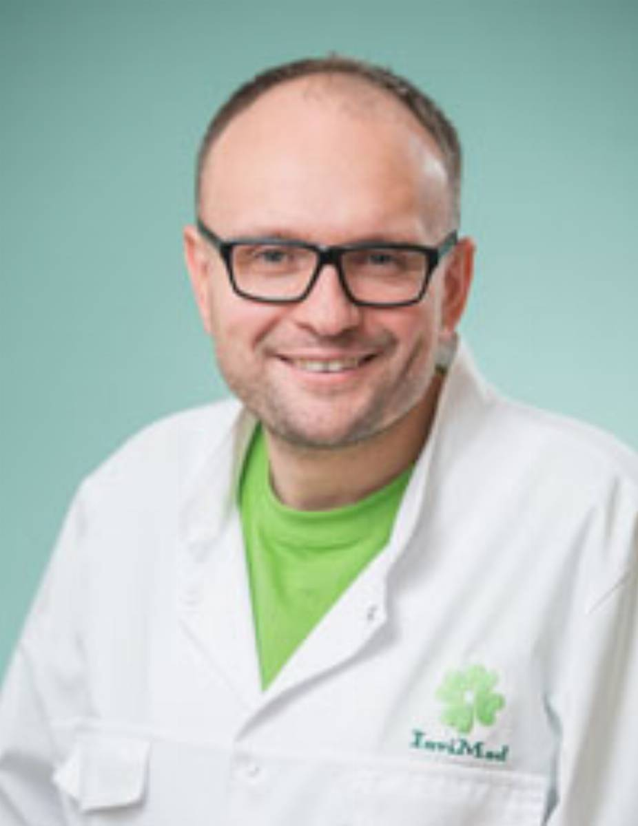 Lukasz Sroka InviMed Poznan