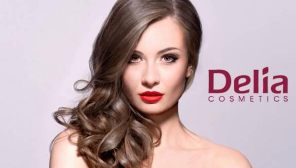 Makijaż na Walentynki od Delia Cosmetics