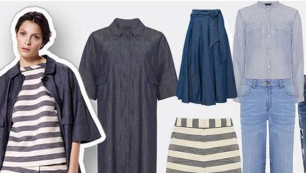 Kolekcja Marks & Spencer-DENIM de luxe