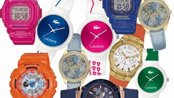 TRENDY: Przegląd zegarków na sezon wiosna-lato 2015