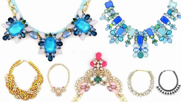 Naszyjniki Monashe-Spring Sparkle