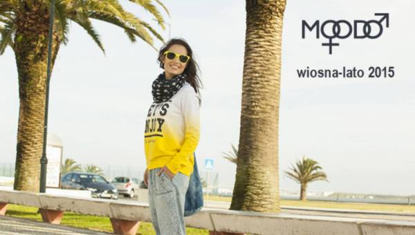 Wiosenna kolekcja MOODO 2015