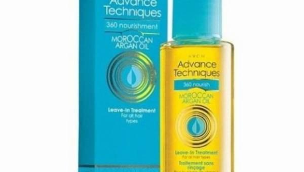 Avon – Marokański olejek arganowy do włosów
