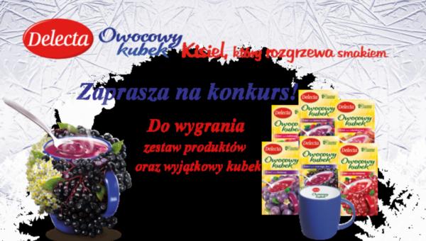 WYNIKI KONKURSU: Na rozgrzewkę – konkurs z Delectą!