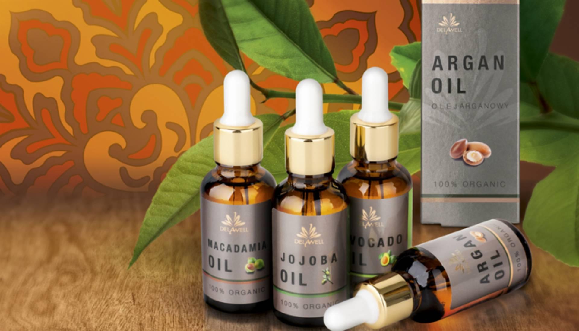 Znaczenie olei w pielęgnacji skóry delawell