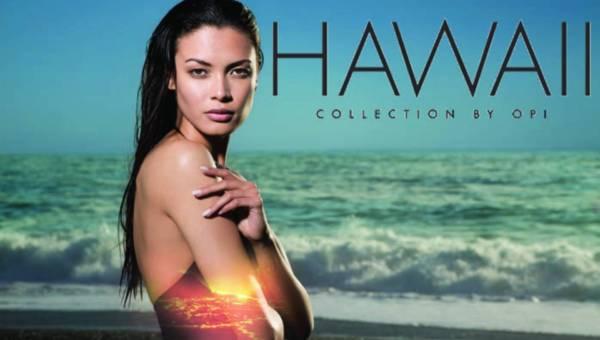 Kolekcja HAWAII OPI wiosna-lato 2015