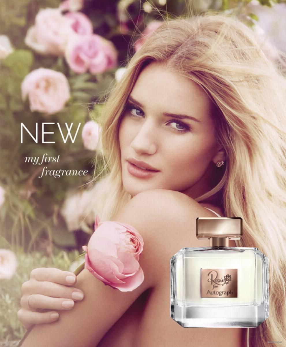 Zapach Rosie Huntington-Whiteley dla Marks & Spencer