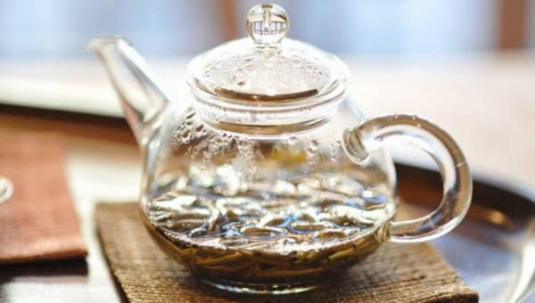Urodowe triki-piękno z herbaty