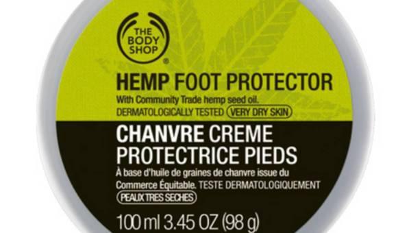 The Body Shop – Hemp Foot Protector – krem do stóp