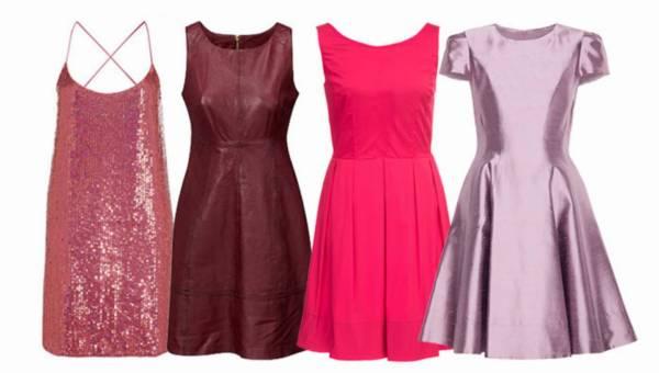 Stylizacje na Walentynki w czterech miłosnych odcieniach