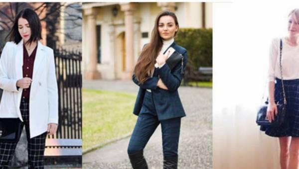 Walentynkowe stylizacje blogerek