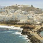 City of Naxos