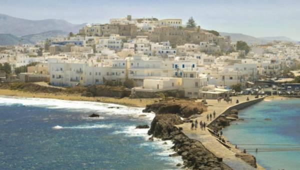 Propozycja na urlop: Cudowna wyspa Naksos