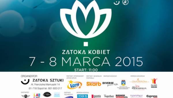 """Festiwal ZATOKA KOBIET – Twoja siła to SKARB""  – już wkrótce"