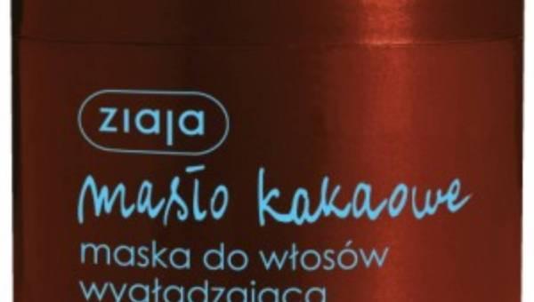 Ziaja: masło kakaowe do włosów suchych i zniszczonych – maska