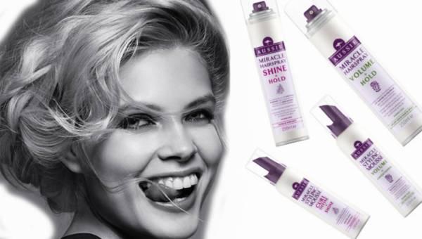 NOWOŚĆ: AUSSIE Miracle do stylizacji włosów