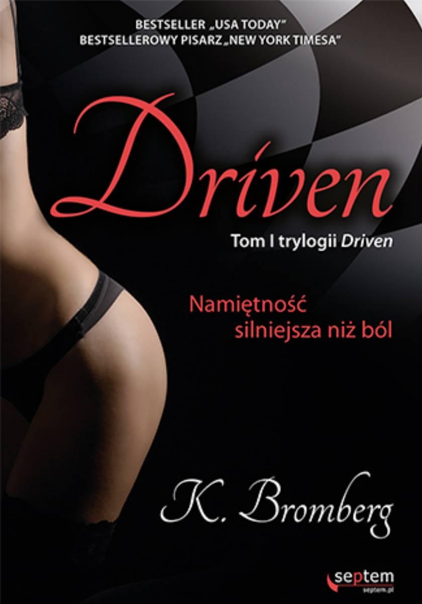 Driven_okładka