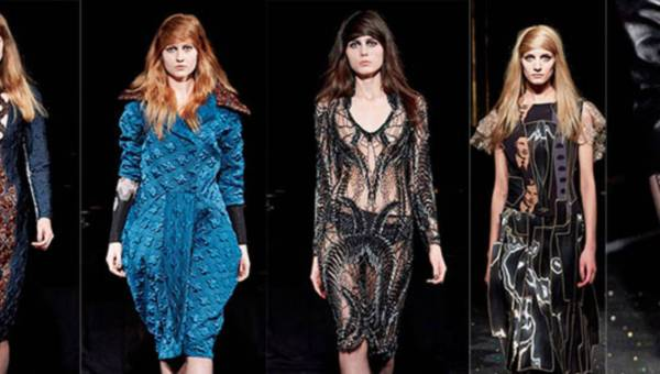 Gosia Baczyńska na Paris Fashion Week – dużo zdjęć!