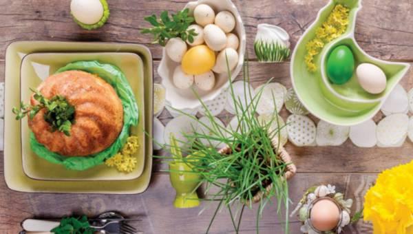 Jak udekorować stół wielkanocny – porady stylisty