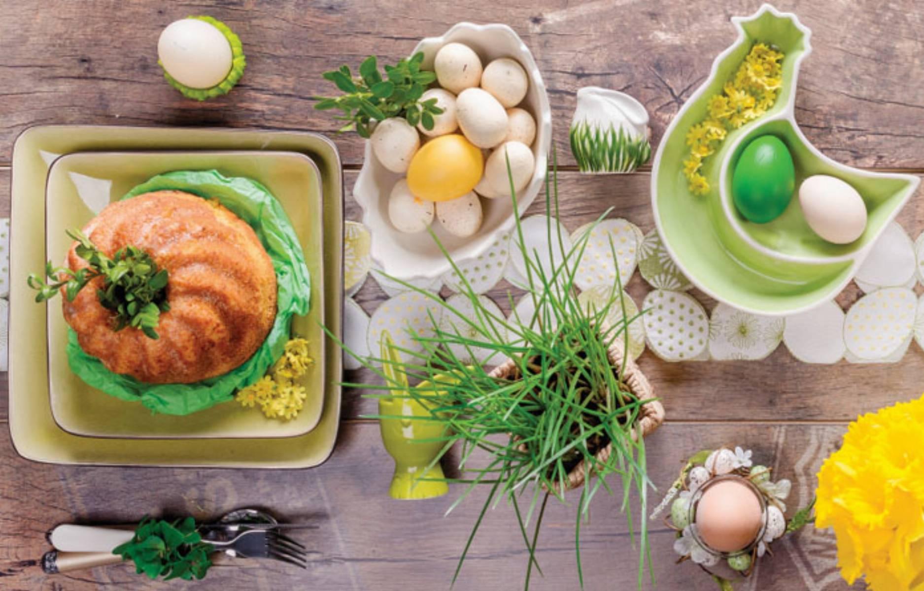 Kolekcja Green Garden Wielkanoc 2015 home&you