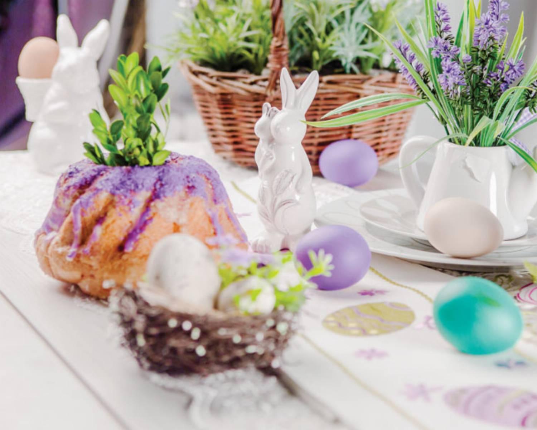 Kolekcja Lavender Meadow Wielkanoc 2015 home&you