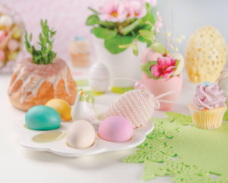 Kolekcja Pink Pearl Wielkanoc home&you 2015