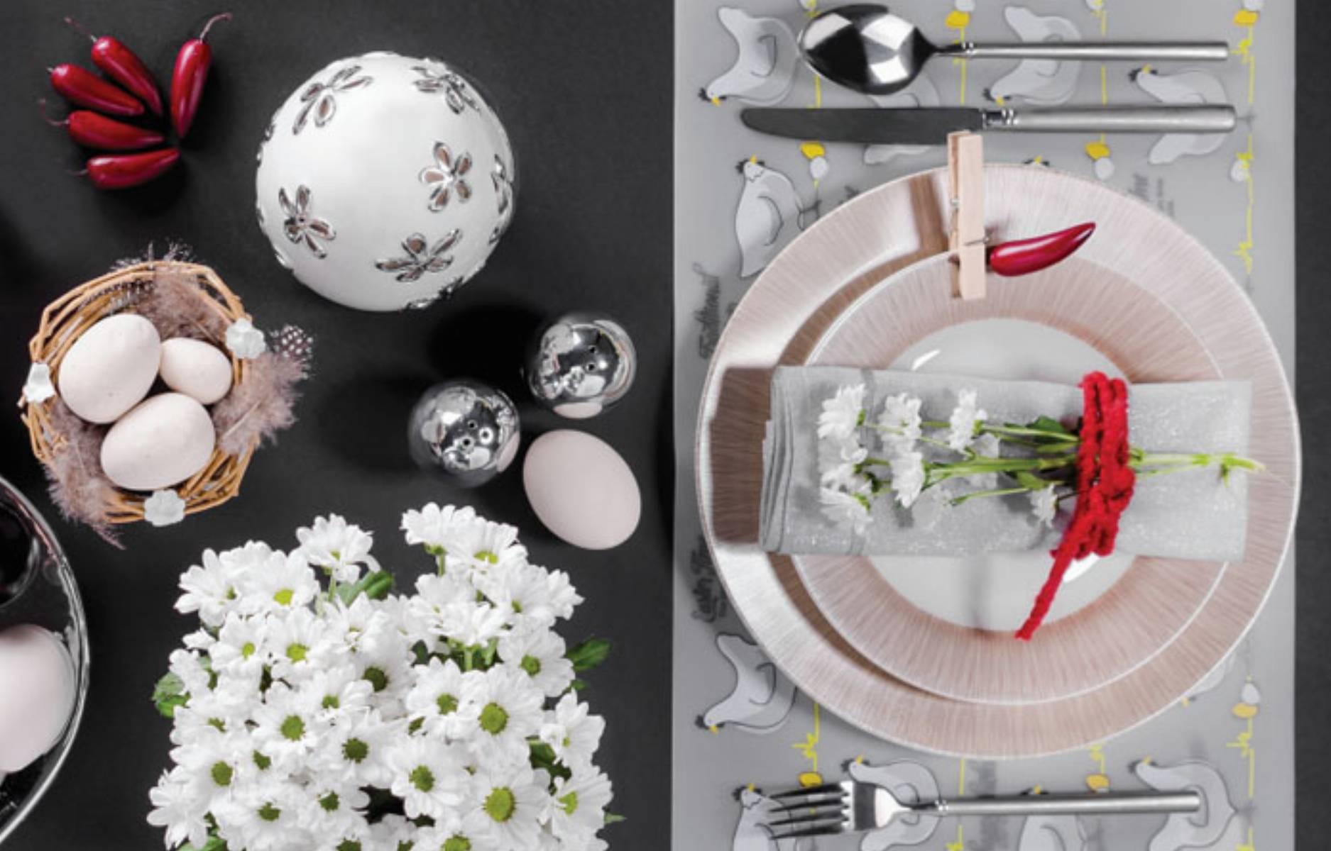 Kolekcja Silver Easter Wielkanoc 2015 home&you