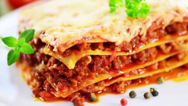 Przepis na: Lasagne Verde