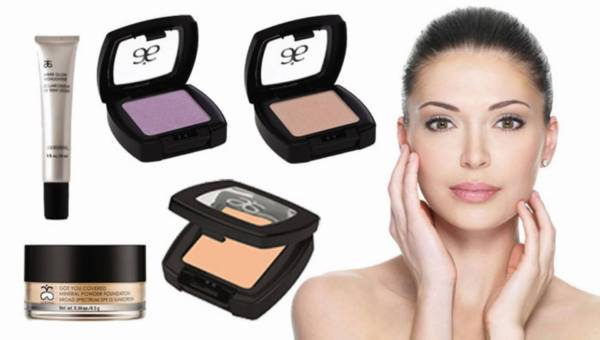 Naturalny makijaż z Arbonne Cosmetics