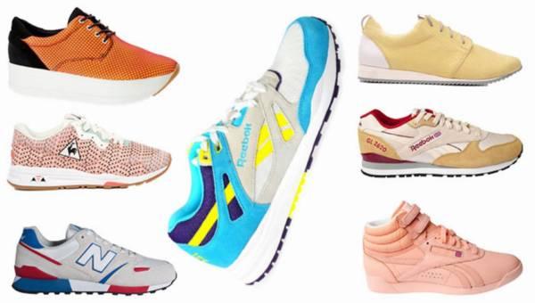 Shoppingowy przegląd: Obuwie sportowe wiosna-lato 2015