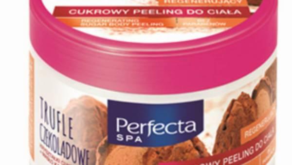 DAX PERFECTA – Cukrowy peeling do ciała Trufle czekoladowe