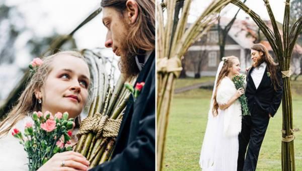 Żywa Architektura – unikatowy pomysł na ślub w plenerze