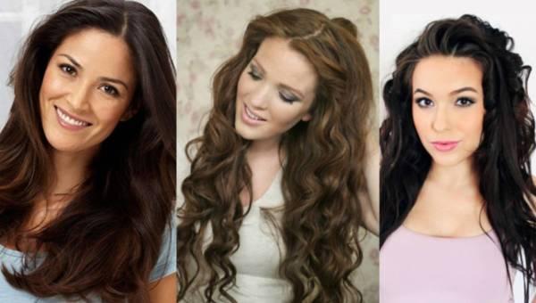 Fryzury długie włosy 2015 – 4 proste stylizacje z tutorialem