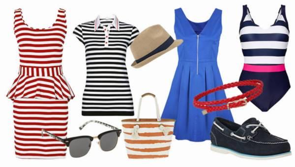 Shoppingowy przegląd: styl marynarski wiosna-lato 2015