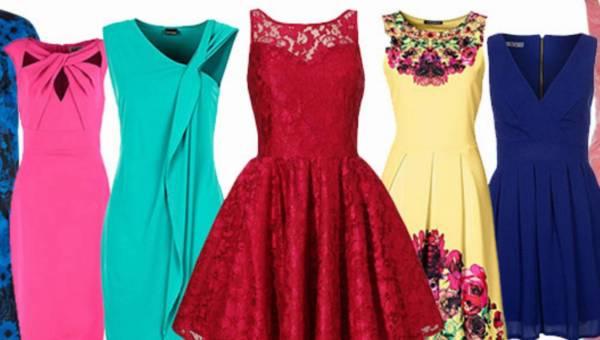 Shoppingowy przegląd: Sukienki dla druhny na ślub 2015