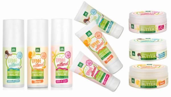 Nowa linia kosmetyków: Sweet & Natural DELAWELL