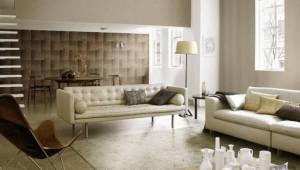 Jaka tapeta najlepsza do salonu?