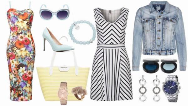 Trendy wiosna-lato 2015 w stylizacjach