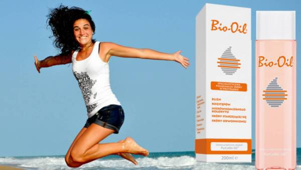 Wyniki konkursu: Piękne ciało na wiosnę z olejkiem Bio-Oil