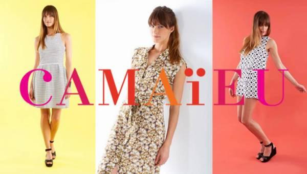 Camaieu lato 2015 – lookbook kolekcji