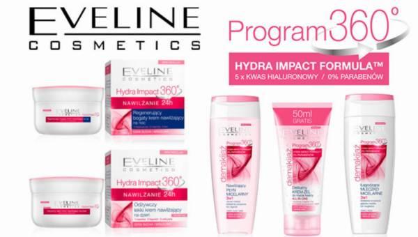 Eveline dla skóry wrażliwej – Program 360