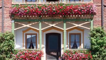 DIY: Pomysły na piękny balkon